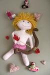 Кукла Купидон